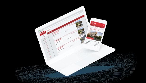 Agentplus - Propertyplus Web, iPhone & Android App