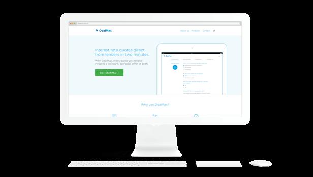 DealMax - Web App