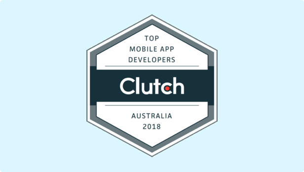 Clutch ranks Wave Digital in Top 5 App Developers in Melbourne