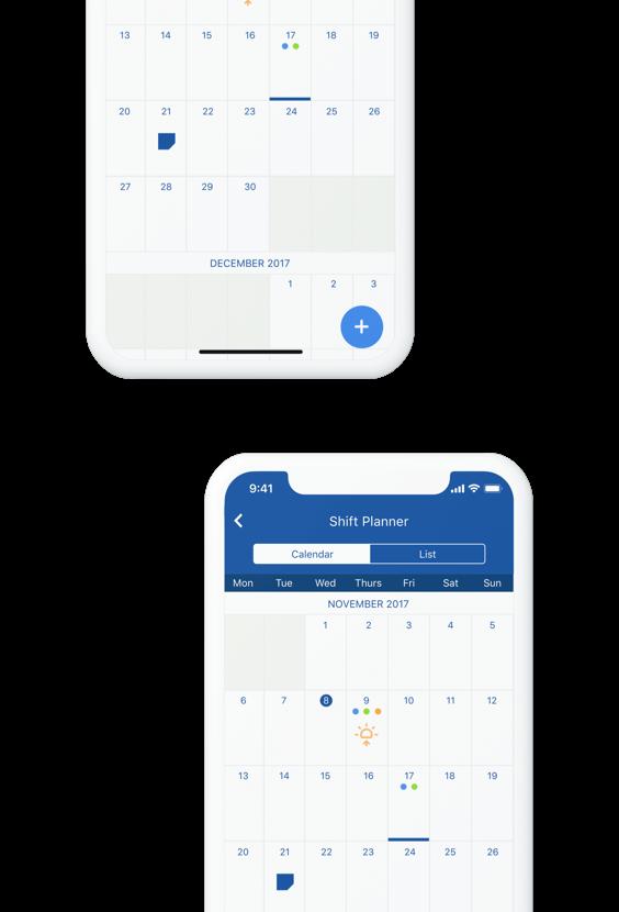 ANMF Diary App