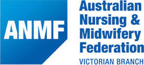 ANMF (Vic Branch) logo