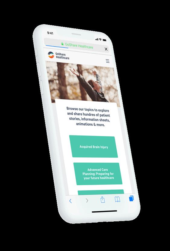GoShare Healthcare App