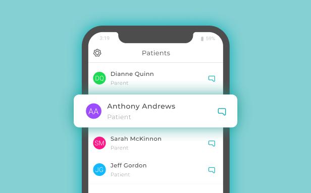 Diabeasy app designs by Wave Digital App Development