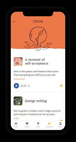 The Happy Habit App